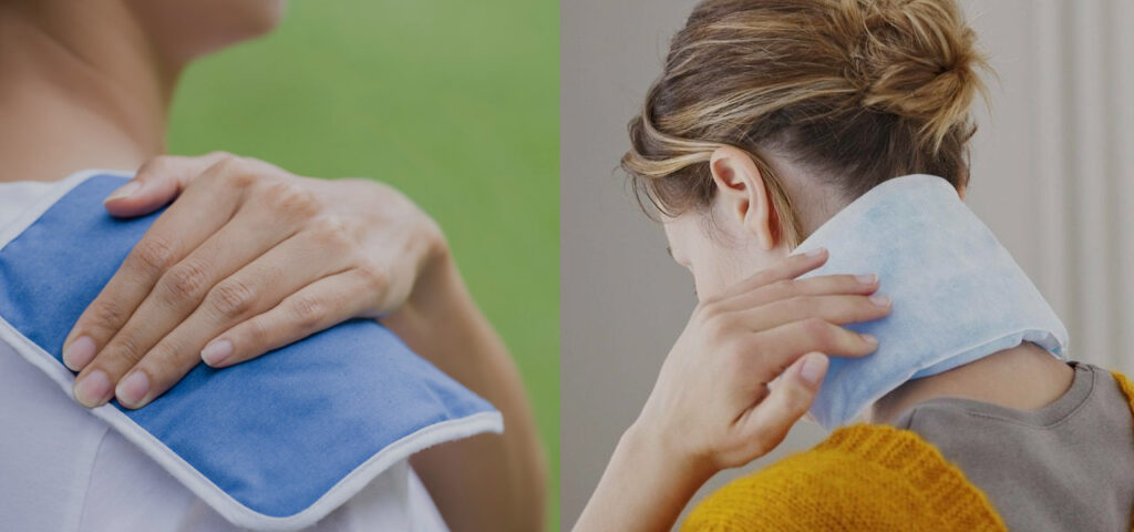 How to Apply Alternating Ice and Heat Therapy - HowToWhere com
