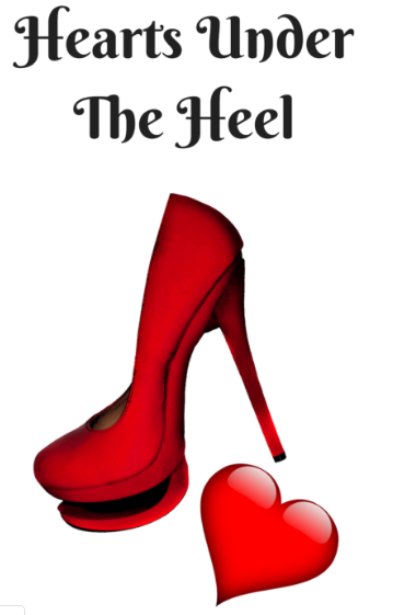 Popular romance book hearts under the heel