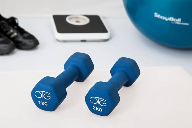 Workout reduce fat